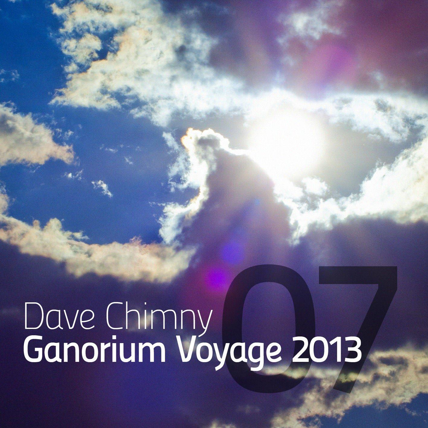 Dave Chimny – Ganorium Voyage 2013-07