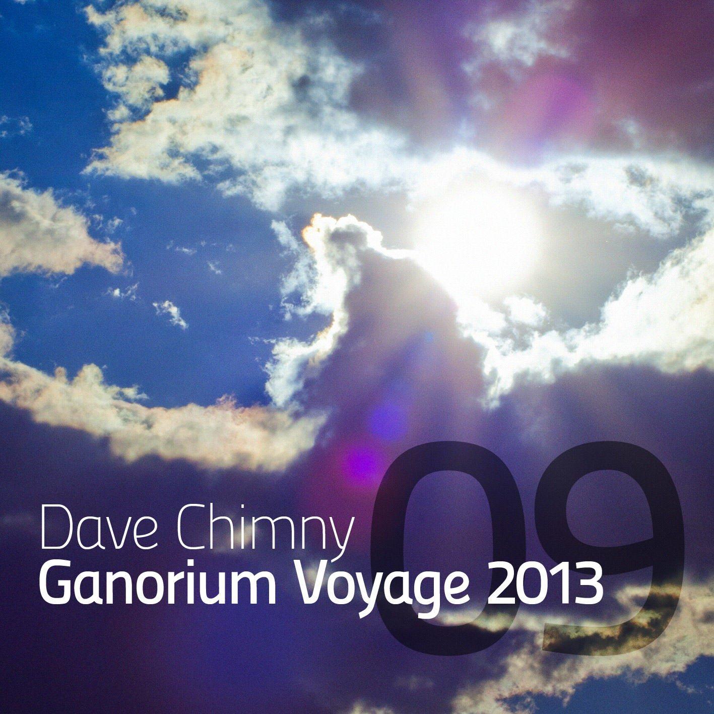 Dave Chimny – Ganorium Voyage 2013-09