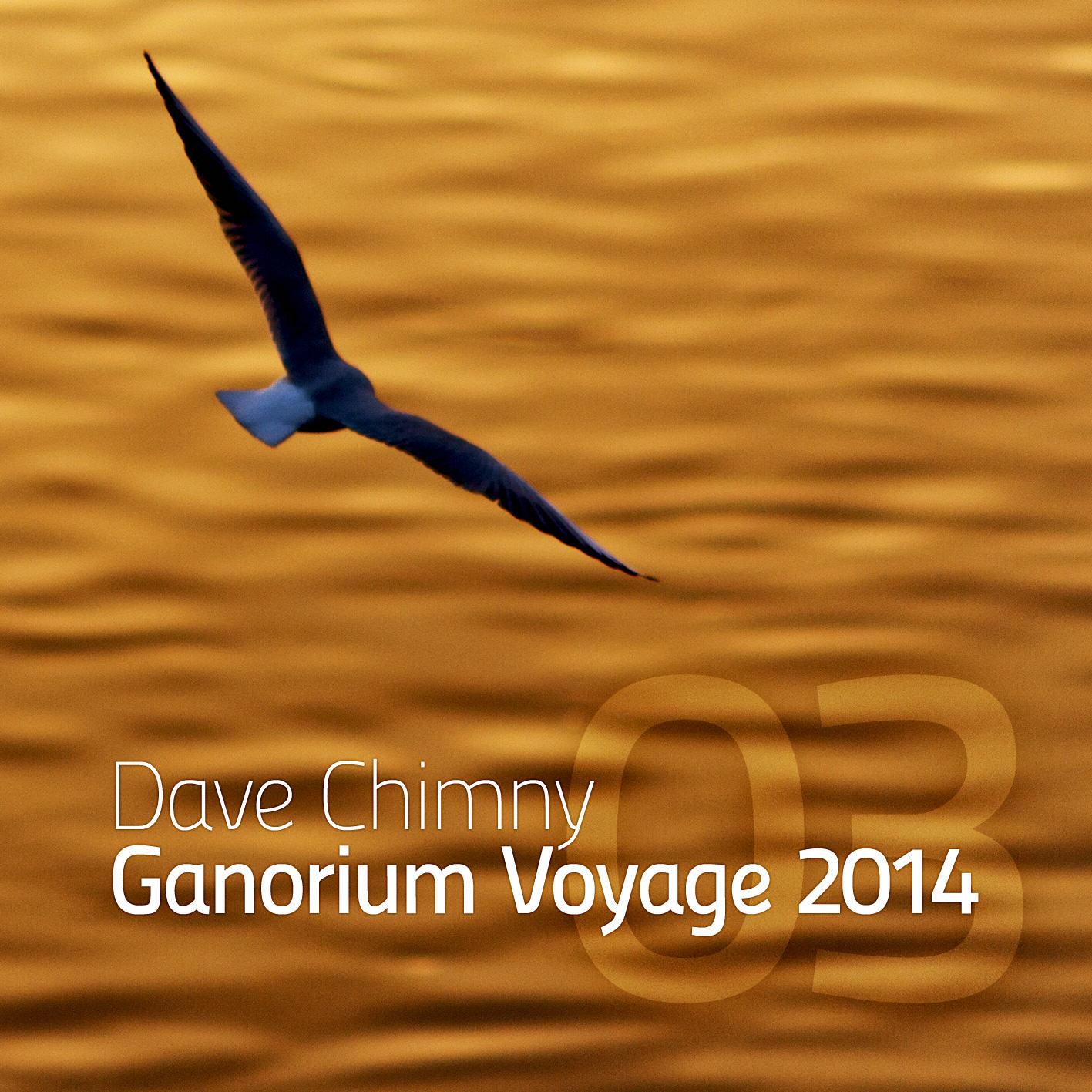 Dave Chimny – Ganorium Voyage 2014-03