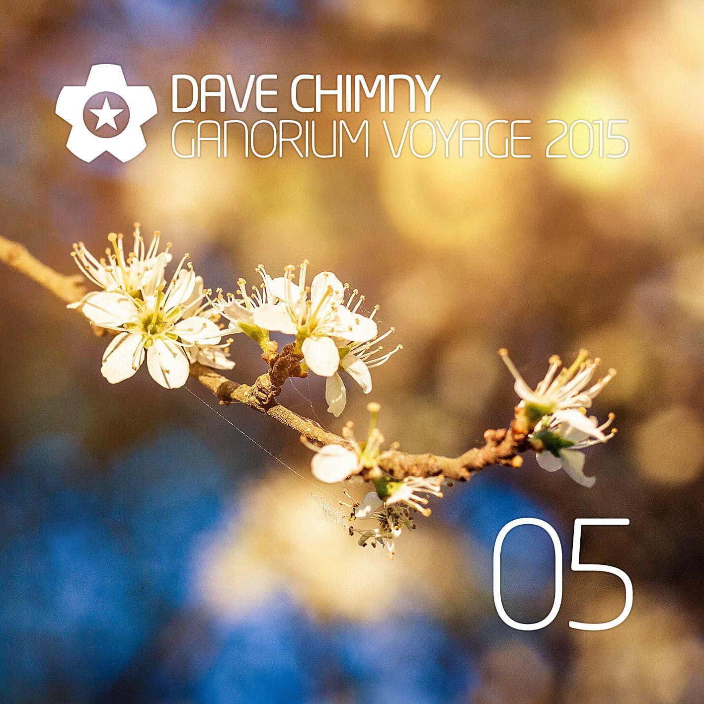 Dave Chimny – Ganorium Voyage 2015-05
