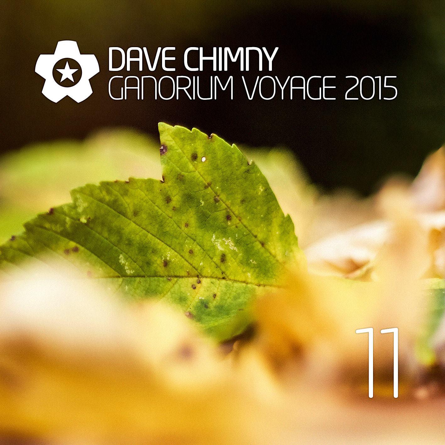 Dave Chimny – Ganorium Voyage 2015-11
