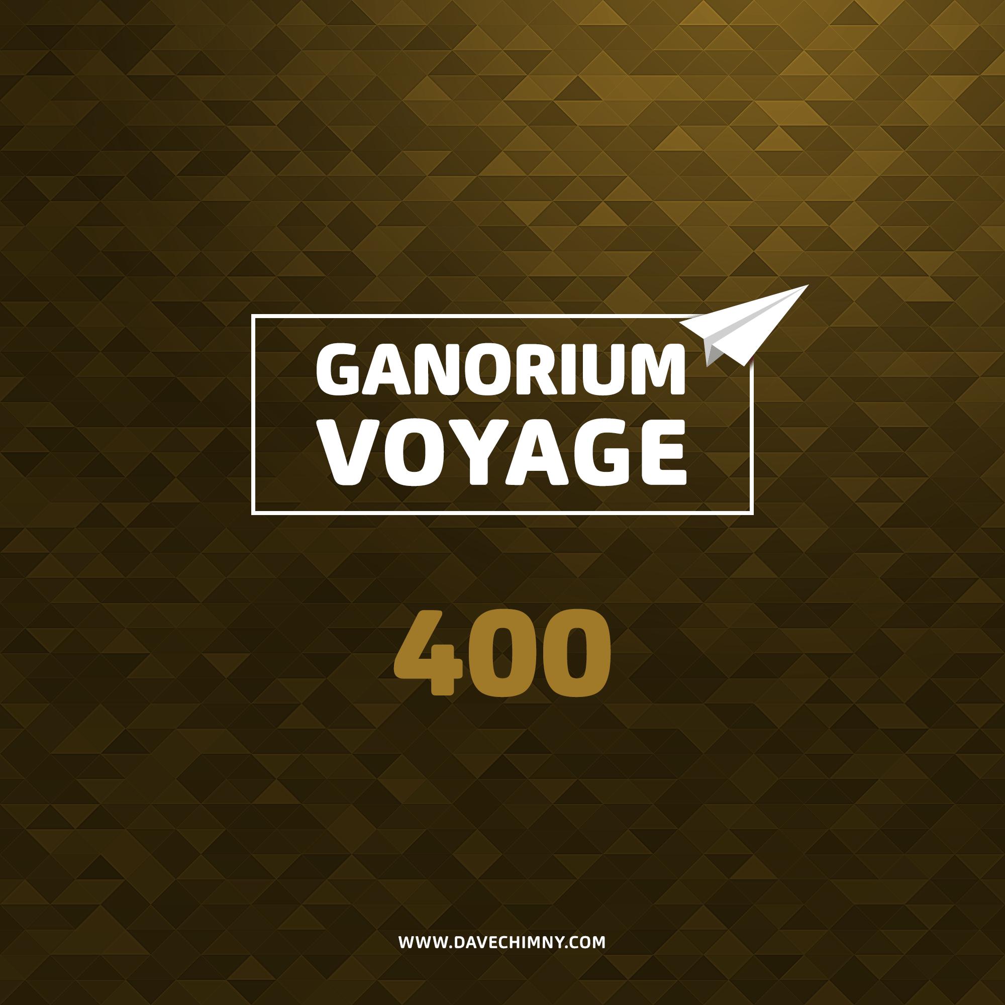 Dave Chimny - Ganorium Voyage 400