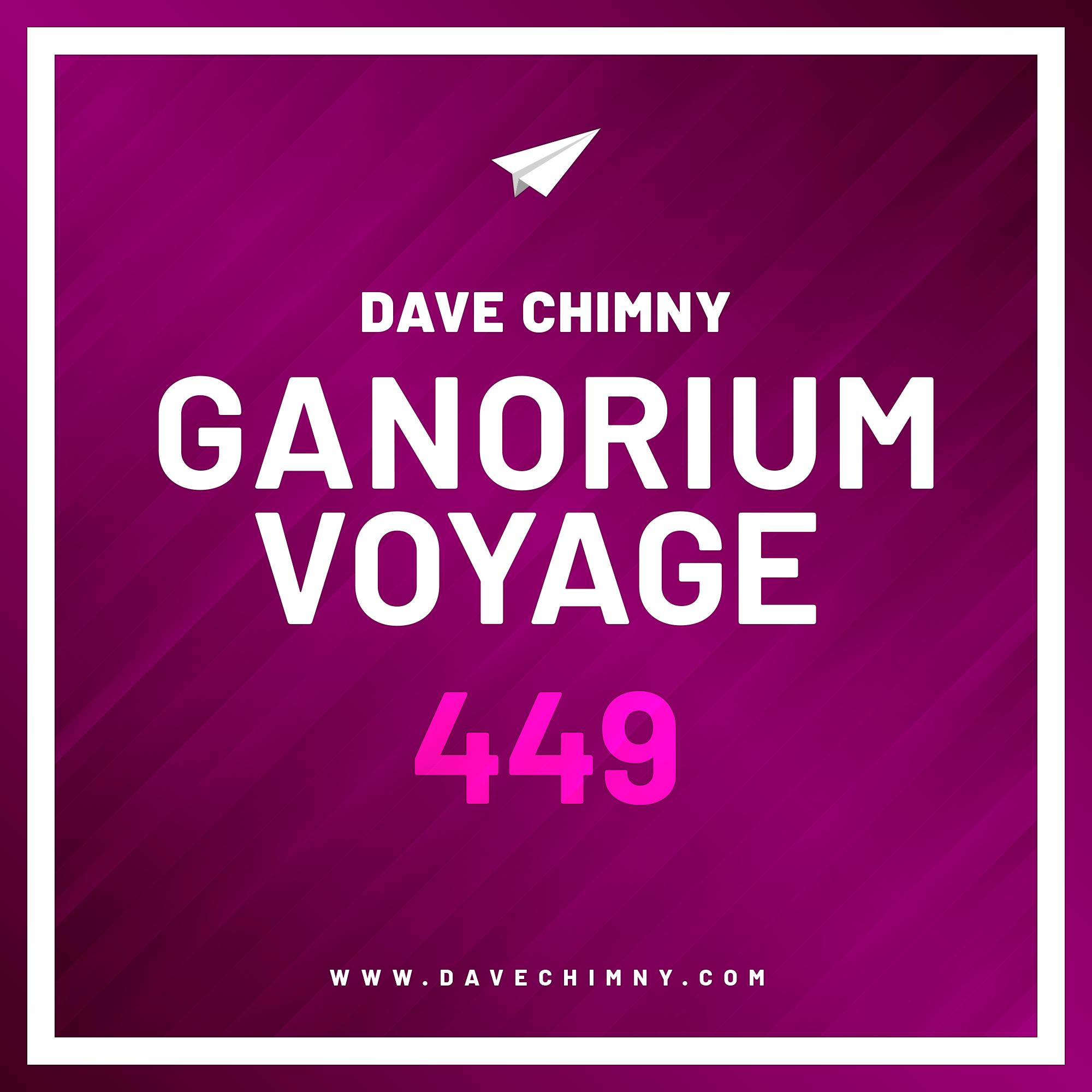 Ganorium Voyage 449
